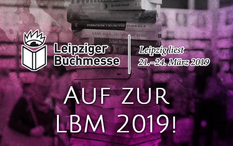 Leipziger Buchmesse 2019 - 69 Shades of Nope